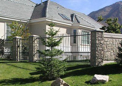 Verti-Crete Prefabricated Concrete Columns Residential