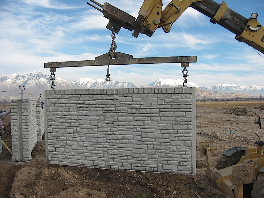 Prefabricated Prefab Concrete Walls : Verti crete prefabricated concrete wall gallery