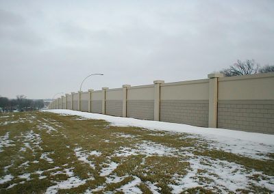 zVerti-Crete Prefabricated Concrete Wall Sound Wall